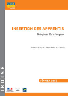 Insertion des apprentis